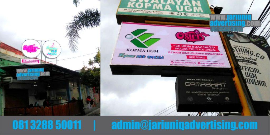 Jasa Advertising Jogja Neon Box Di Yogyakarta