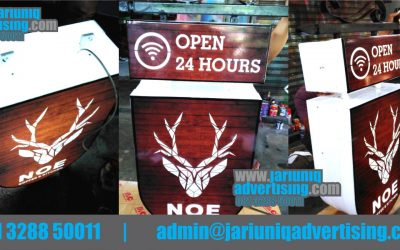 Jasa Advertising Jogja Neon Box Yogya