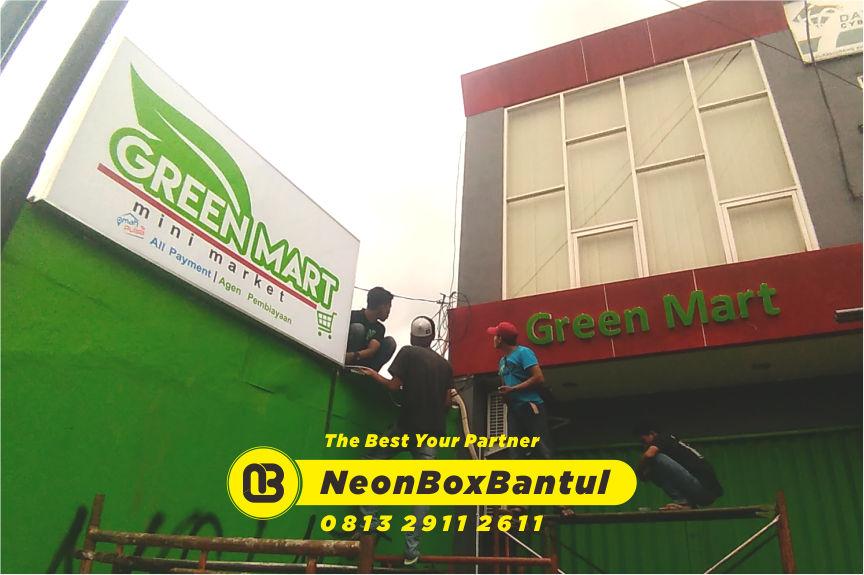 Jasa Neon box Bantul jogjakarta