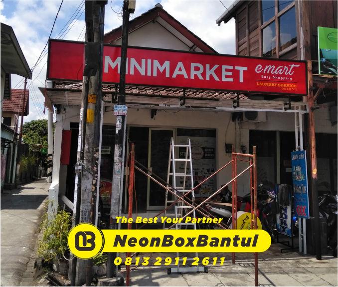 Jasa papan nama reklame di Bantul